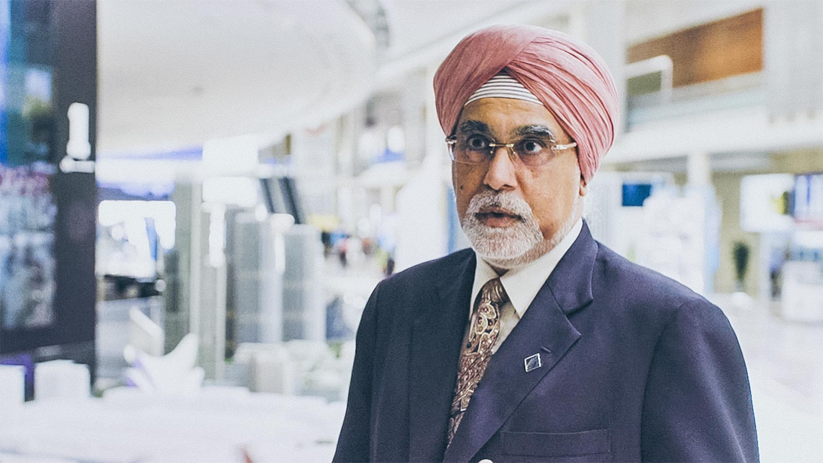Gurjit Singh, Senior Vice President for Real Estate, Dubai World Trade Centre