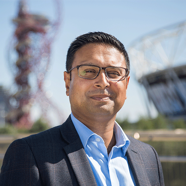 Davendra Dabasia, Director of Sub-Saharan Africa and New Business at Mace