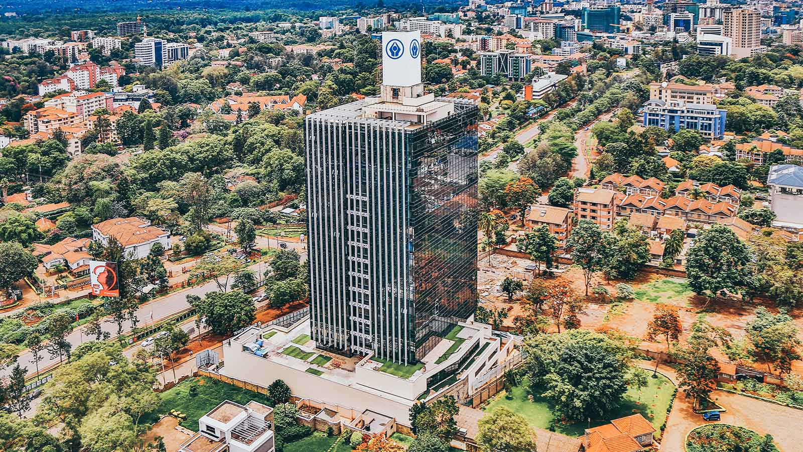 Sanlam Tower in Kenya